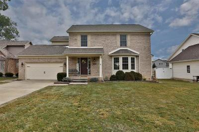 Monroe Single Family Home For Sale: 14392 Canterbury Lane