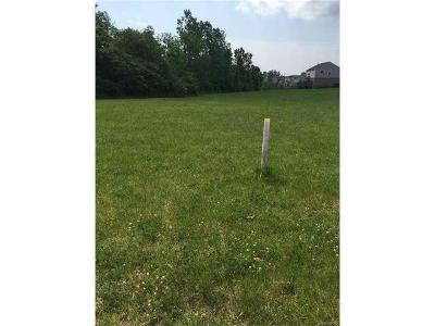 Romulus Residential Lots & Land For Sale: 28747 Sedgeway