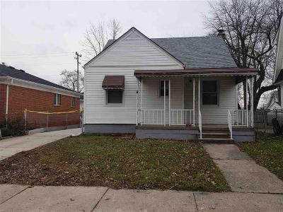 Lincoln Park Single Family Home For Sale: 857 Lincoln