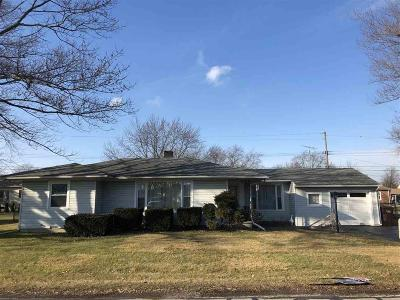 Monroe County Single Family Home Contingent - Continue To Show: 2431 Fairview St