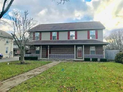 Monroe Multi Family Home For Sale: E Front