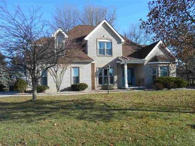 Monroe County Single Family Home Contingent - Continue To Show: 987 Tottenham Place