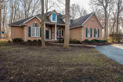 Monroe County Single Family Home For Sale: 2517 Meanwell