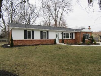 Monroe County Single Family Home Contingent - Continue To Show: 7601 Monroe Rd