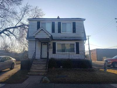 Dearborn Single Family Home For Sale: 7121 Anthony
