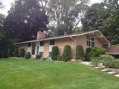 Monroe Single Family Home For Sale: 1587 Riverview