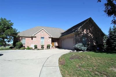 Monroe County Single Family Home For Sale: 8463 Eagle Pointe