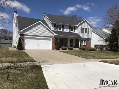 Monroe Single Family Home For Sale: 205 Ave De Lafayette