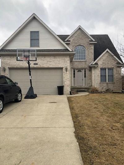 Monroe Single Family Home For Sale: 4993 Northfield Dr.