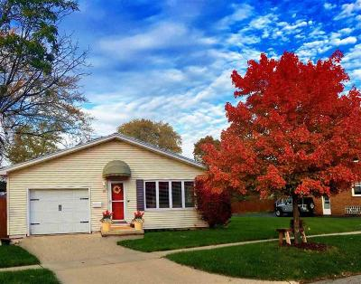Monroe County Single Family Home For Sale: 18 W Willow