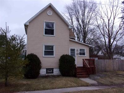 Carleton Single Family Home For Sale: 12728 Horan