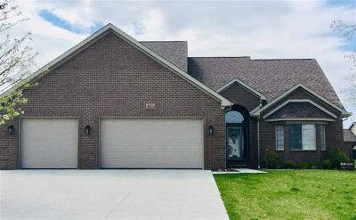 Monroe County Single Family Home For Sale: 15456 Orchard Meadows