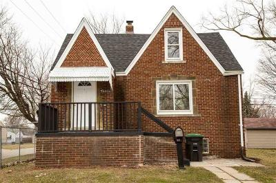 Taylor Single Family Home For Sale: 6286 Glenis