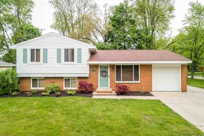 Monroe County Single Family Home For Sale: 7053 Ridgedale Ln