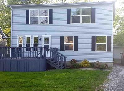 Monroe County Single Family Home For Sale: 7969 Harbor