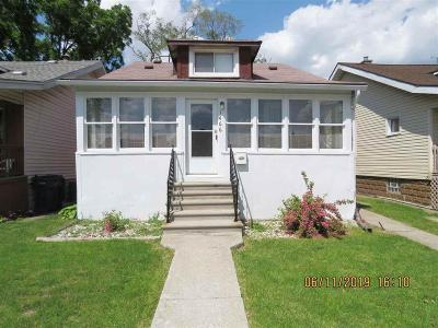 Lincoln Park Single Family Home For Sale: 1466 Russell