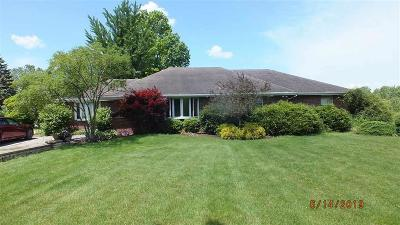 Monroe County Single Family Home For Sale: 6225 Lewis