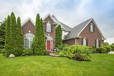 Monroe County Single Family Home For Sale: 7142 Lakeland Cr