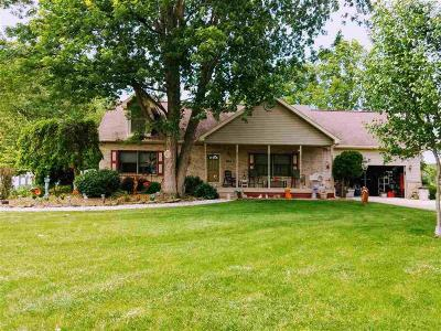 Monroe County Single Family Home For Sale: 12125 Laginess