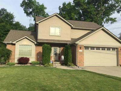 Taylor Single Family Home For Sale: 8920 Robert