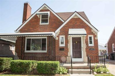 Allen Park Single Family Home For Sale: 15808 Angelique
