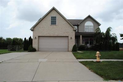Monroe County Single Family Home For Sale: 7796 Kreps Dr