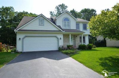 Monroe County Single Family Home For Sale: 6962 Pheasant View Dr.