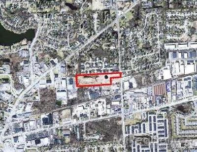 Walled Lake Residential Lots & Land For Sale: 1215 Decker Road