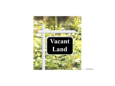 Armada Twp Residential Lots & Land For Sale: 73160 Castle Court, Parcel# F