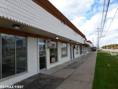 Warren Commercial Lease For Lease: 8312 12 Mile