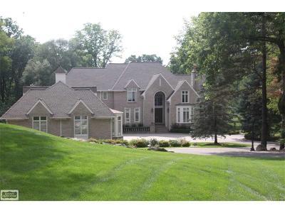 Rochester Single Family Home For Sale: 6532 Cornerstone Lane #4
