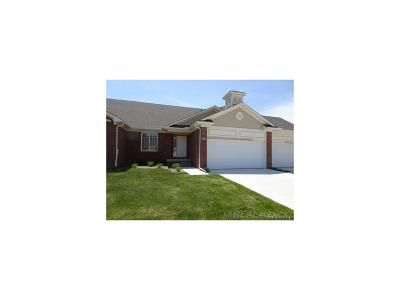 Chesterfield Twp Condo/Townhouse For Sale: 26152 Joanne Smith