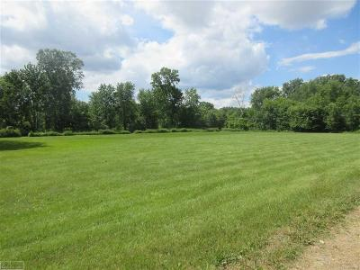 Sterling Heights Residential Lots & Land For Sale: 37363 Forester St