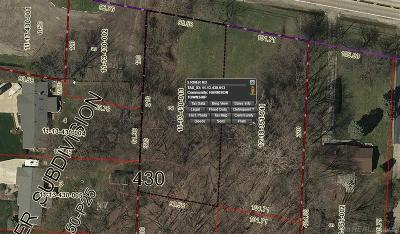 Harrison Twp Residential Lots & Land For Sale: South River Road