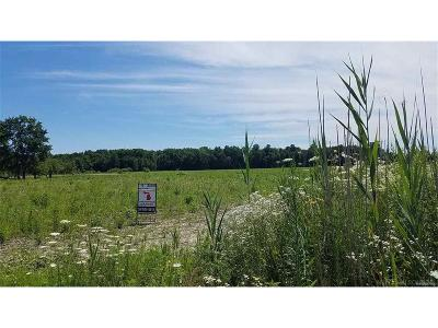 Armada Twp Residential Lots & Land For Sale: McPhall