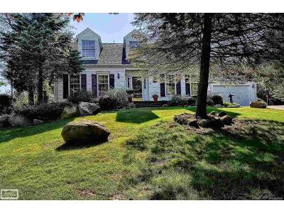 Lapeer County Single Family Home For Sale: 4901 Barber Road