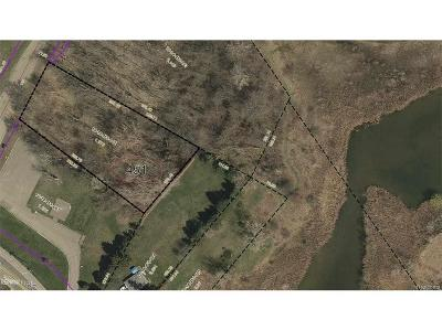 Sterling Heights Residential Lots & Land For Sale: 39340 Kleino Court