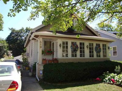 Royal Oak Single Family Home For Sale: 419 S Kenwood