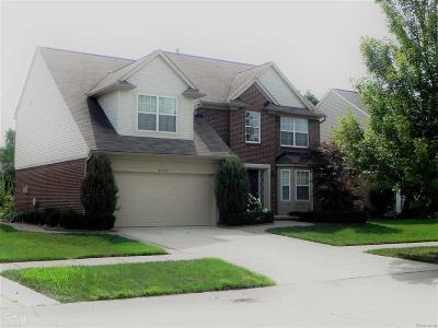 Sterling Heights Single Family Home For Sale: 38198 Corbett