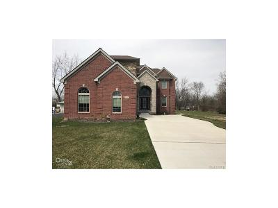 Troy Single Family Home For Sale: 2337 Virginia