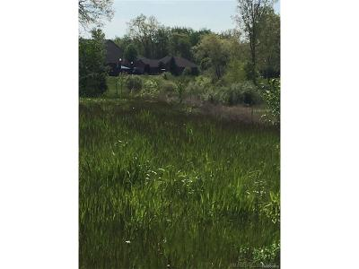 Macomb Twp Residential Lots & Land For Sale: 52265 Battanwood