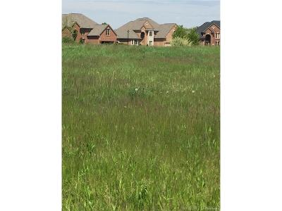 Macomb Twp Residential Lots & Land For Sale: 52015 Battanwood