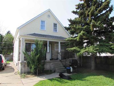 Hamtramck Single Family Home For Sale: 2358 Carpenter