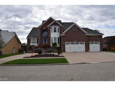 Shelby Twp Single Family Home For Sale: 51341 Sandshores Dr