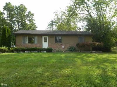 Rochester Single Family Home For Sale: 2867 Dearborn