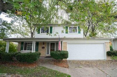 Troy Single Family Home For Sale: 1925 Alexander Dr.