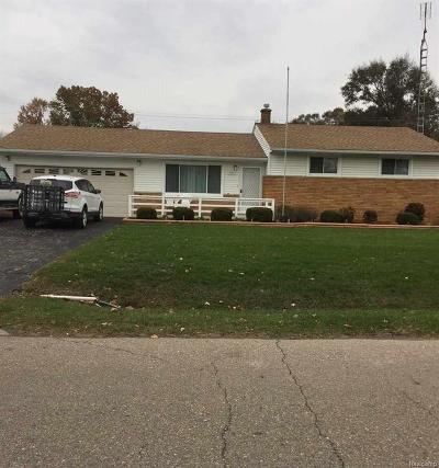 Shelby Twp Single Family Home For Sale: 4041 Bramford