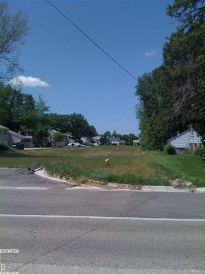 Clinton Twp Residential Lots & Land For Sale: Union Lake Road *vacant Land*