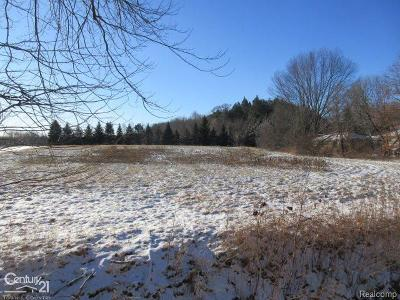 Ray Twp Residential Lots & Land For Sale: 19790 29 Mile