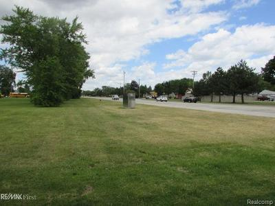 Sterling Heights Residential Lots & Land For Sale: 35459 Dodge Park